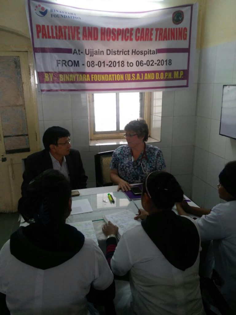 India Hospice and Palliative Care Project