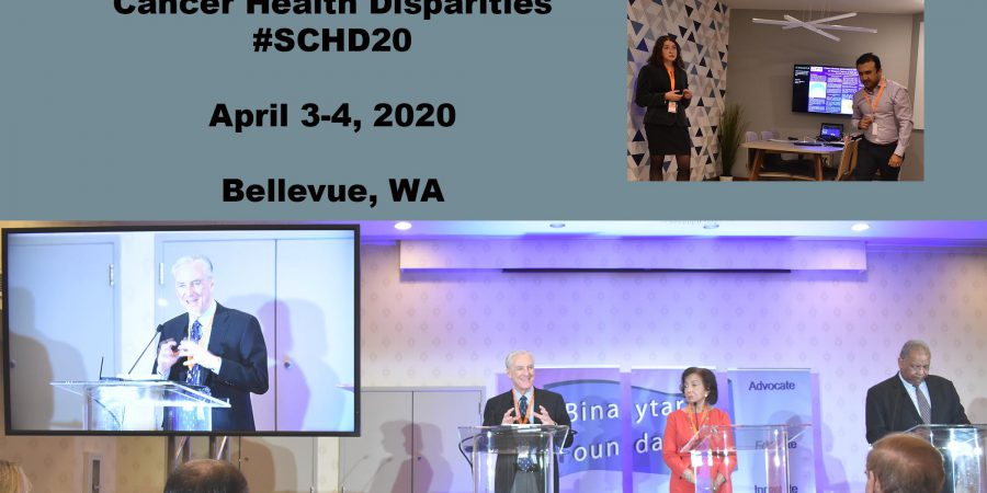 2020 Summit on National and Global Cancer Health Disparities (SCHD20)